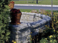Retaining Walls & Sitting Walls