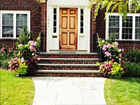 Walkways & Steps, Planters